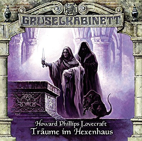 Gruselkabinett (100) Träume im Hexenhaus - Titania Medien 2015