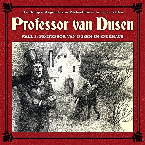 Prof. van Dusen - Die neuen Fälle - Professor van Dusen im Spukhaus (Michael Koser / Marc Freund) Allscore / Highscoremusic 2015