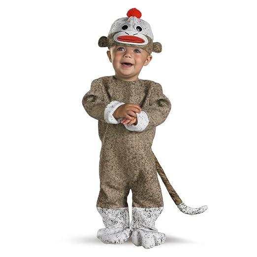 Sock Monkey costume, 12-18 months