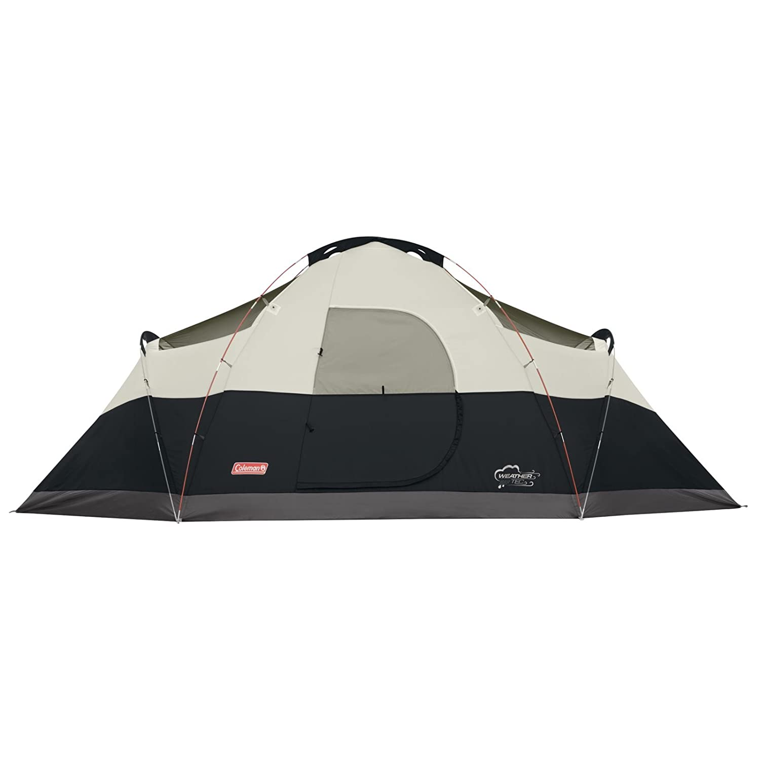 Coleman 8 Person Red Canyon Tent Full Review