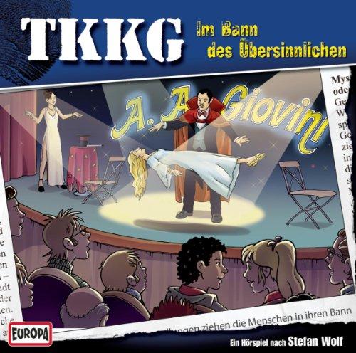 TKKG (182) Im Bann des Ubersinnlichen (TKKG)