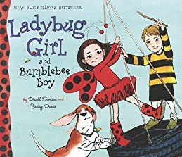 "Cover of ""Ladybug Girl and Bumblebee Boy&..."