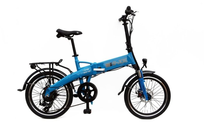 e-JOE Epik SE – Folding Electric Bikes After lots of research, we found folding electric bikes that fit in our bus bay and inside our Mini Cooper. We now have 2.. let the adventures roll!