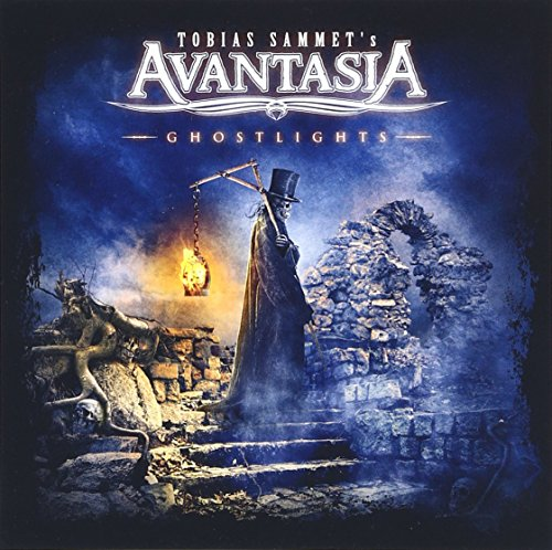 Avantasia Ghostlight CD Covers