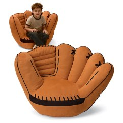 Kids Sports Chairs Lowes Outdoor Fan Cave Chronicles Comfy Seating The Style Ref