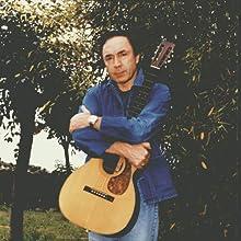 Michel Mallory - Un jeune Mallory avec guitar