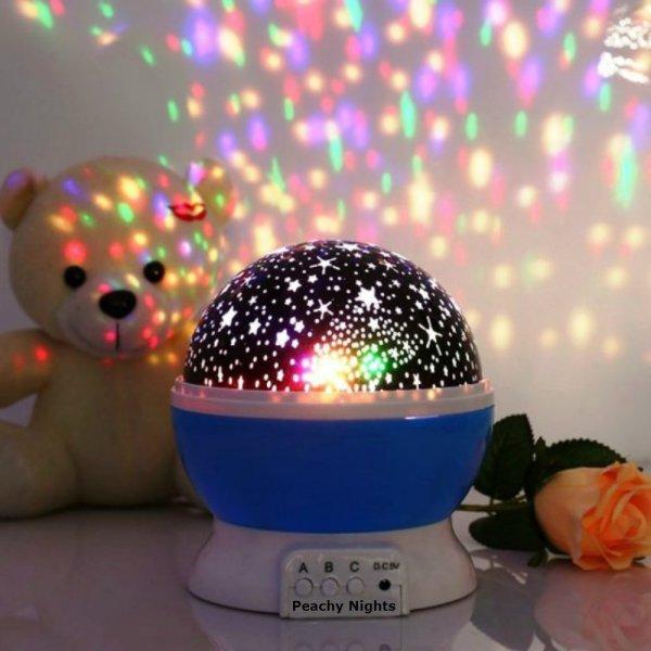 Kids Star Projector Night Light