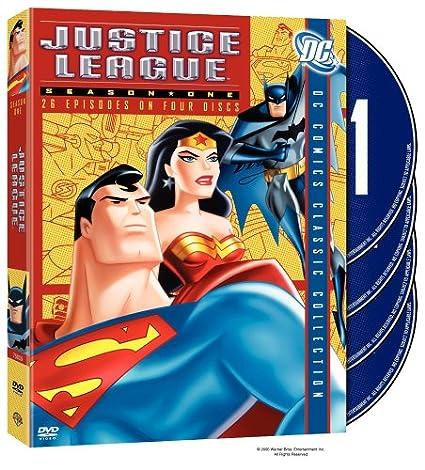 Justice League: Season 1 (DC Comics Classic Collection)