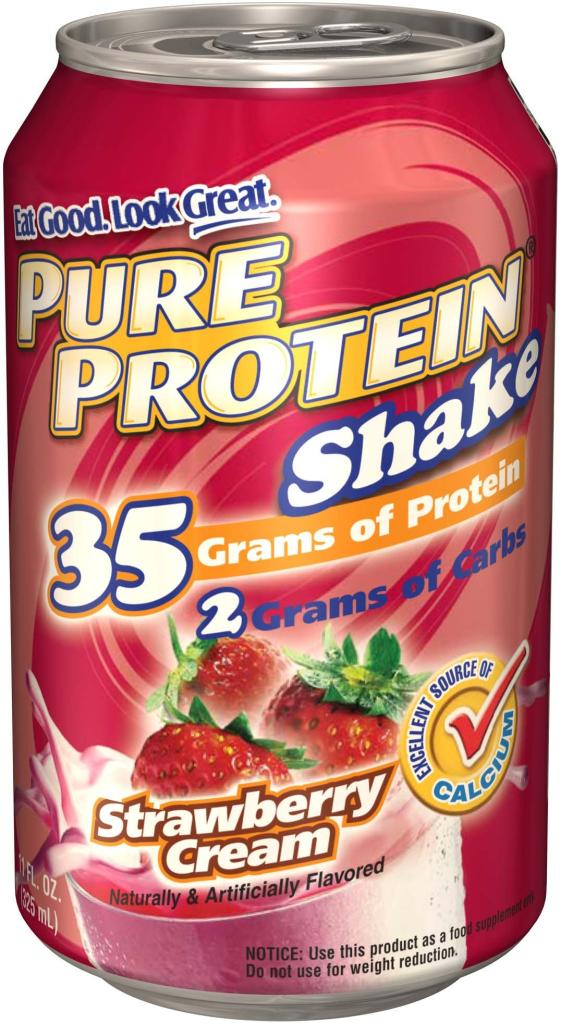 Amazoncom Worldwide Nutrition Pure Protein Shake 35