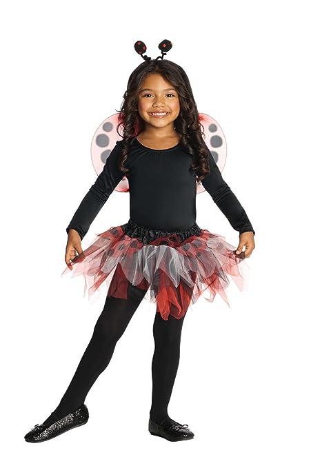 Ladybug Girl Costume Kit, Medium