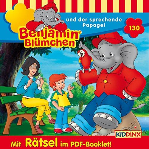 Benjamin Blümchen (130) Benjamin Blümchen und der sprechende Papagei - Kiddinx 2015