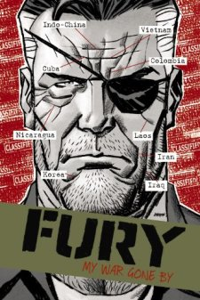 Fury Max: My War Gone By by Garth Ennis| wearewordnerds.com