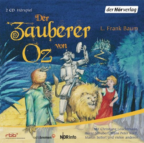 Lymon Frank Baum - Der Zauberer von Oz (hörverlag)