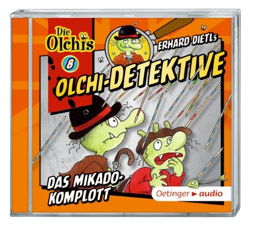 Olchi-Detektive (8) Das Mikado-Komplott (Oetinger Audio)