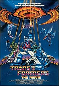 "Cover of ""The Transformers - The Movie"""