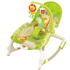 Swing Chair Baby Best Rattan Swivel Rocker Toddler Portable New Born Infant Bouncer