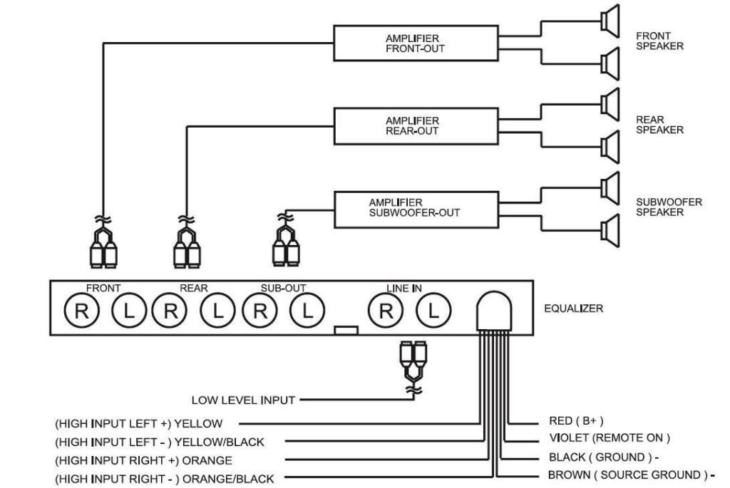 Es Sony Xplod Amp Wiring Diagram Latest Car Audio Circuit Page 3 Automotive Circuits Next
