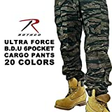 (ロスコ) ROTHCO / B.D.U MILITARY CARGO PANTS 20 COLORS B.D.U ミリタリー カーゴ パンツ 全20色 [並行輸入品]