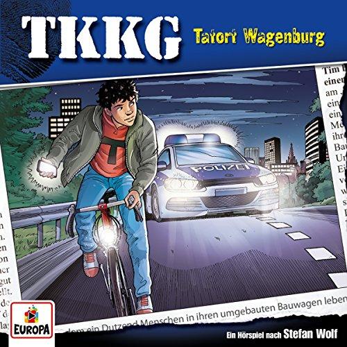 TKKG (196) Tatort Wagenburg - Europa 2016