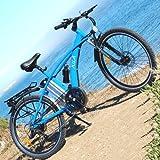 Kila Bikes Rugged Pedelec Electric Bicycle - Lithium Battery - Brushless motor