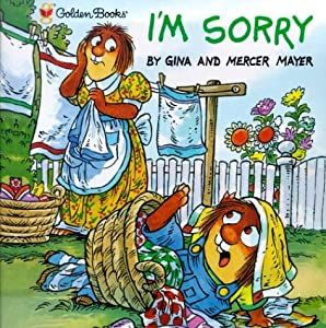 """Cover of """"I'm Sorry (Look-Look)"""""""