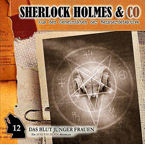 Sherlock Holmes & co. (12) Das Blut junger Frauen (Romantruhe Audio)