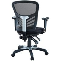 Amazon.com: LexMod Articulate Black Mesh Office Chair ...