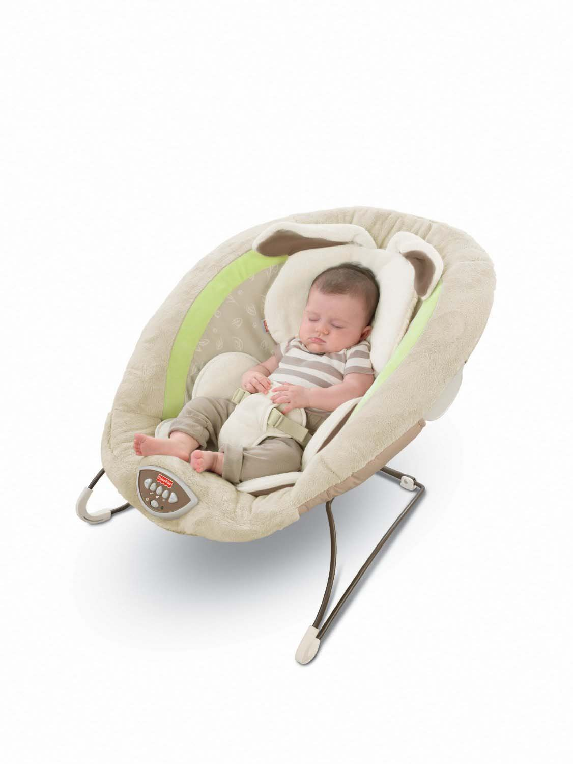 calming vibrations baby chair inflatable bed bath and beyond fisher price swing rainforest friends