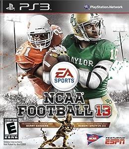 NCAA Football 13 PS3 Playstation 3 Video Games