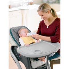 Graco 4 In One High Chair Club Chairs With Ottomans Blossom 1 Convertible Seating System