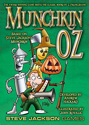 Munchkin card game expansions