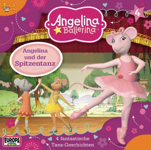Angelina Ballerina (4) und der Spitzentanz (Europa)