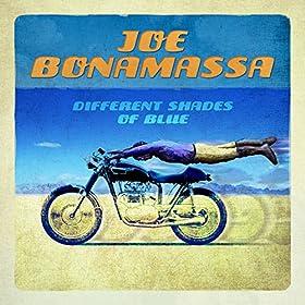 JOE BONAMASSA Different Shades Of Blue