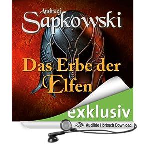 Hexer-Saga - Hörbuch 1/5 (amazon/audible.de)