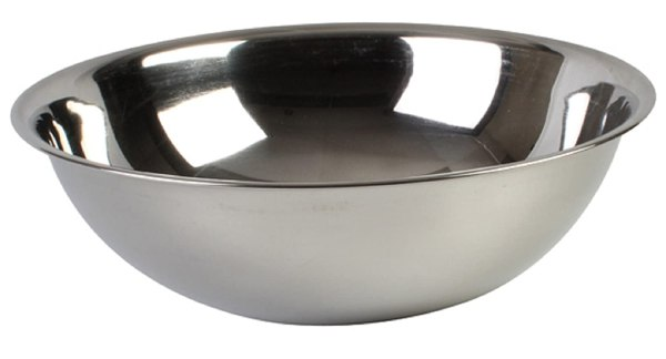 Mixing Bowls Economy Stainless Steel Bowl Size 30