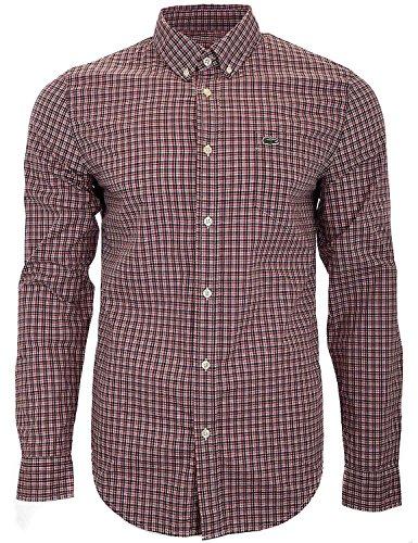 Lacoste Men's Men's Sleeves Shirt 100% Cotton