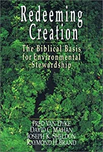 "Cover of ""Redeeming Creation: The Biblica..."