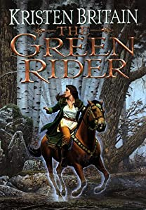 "Cover of ""Green Rider (Green Rider Trilog..."