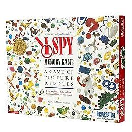 Product Image I Spy Memory Game