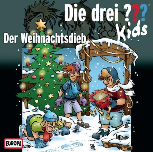 Die drei ??? Kids - Der Weihnachtsdieb (Europa)