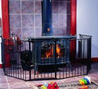 """9"""" extension for KidCo's HearthGate Baby Gate Home Garden"""