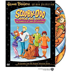 Scooby-Doo, Where Are You! The Complete First and Second Seasons