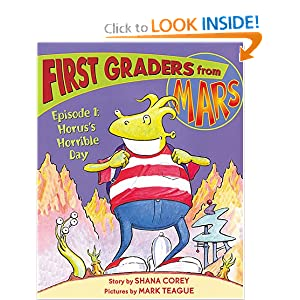 First Graders From Mars: Episode #01: Horus's Horrible Day