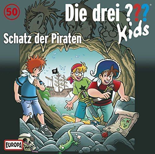 die drei ??? kids (50) Schatz der Piraten - Europa 2016