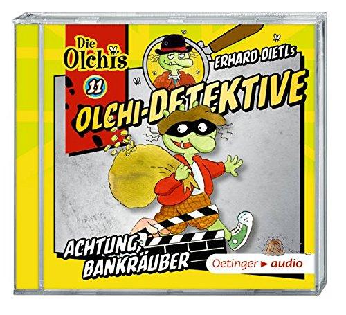 Die Olchi-Detektive (11) Achtung, Bankräuber!