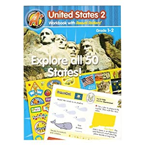 Let's Grow Smart! (United States 2 Workbook with Reward Stickers!, Grade 1-2)