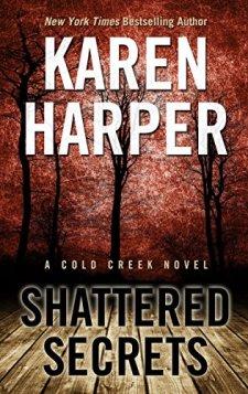 Shattered Secrets (Thorndike Press Large Print Romance Series) by Karen Harper| wearewordnerds.com