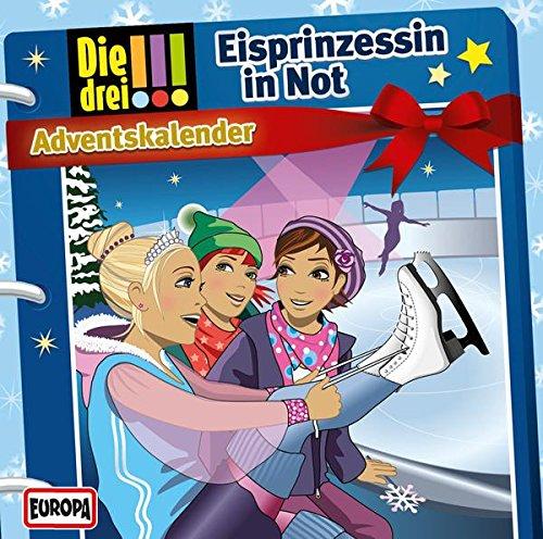 Die drei !!! Eisprinzessin in Not (Europa)