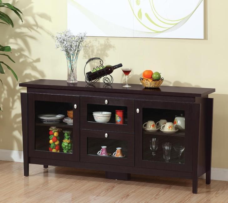 Furniture America Cedric Modern Buffet Espresso