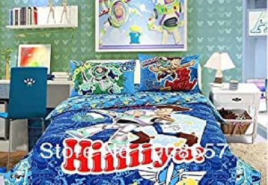 Amazon Toy Story Bedding Queen Home Kitchen